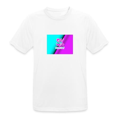 Sk Shirt - Mannen T-shirt ademend