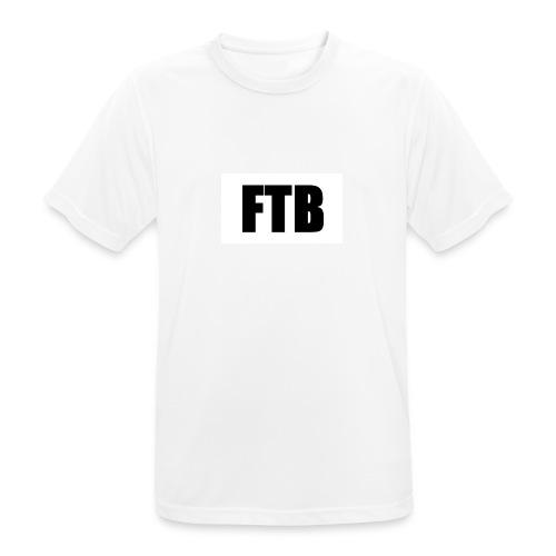 FTB - Men's Breathable T-Shirt