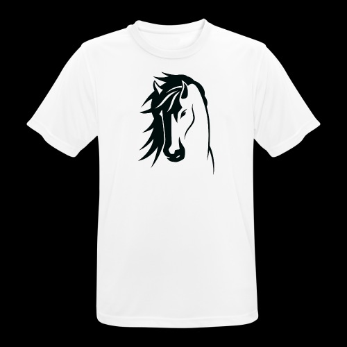 Stallion - Men's Breathable T-Shirt
