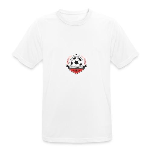 YNDFreesylerz - Galaxy S4 case - Mannen T-shirt ademend actief