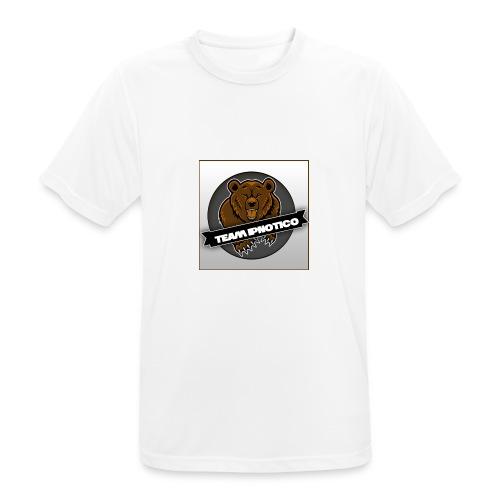 Team Ipnotico - Andningsaktiv T-shirt herr