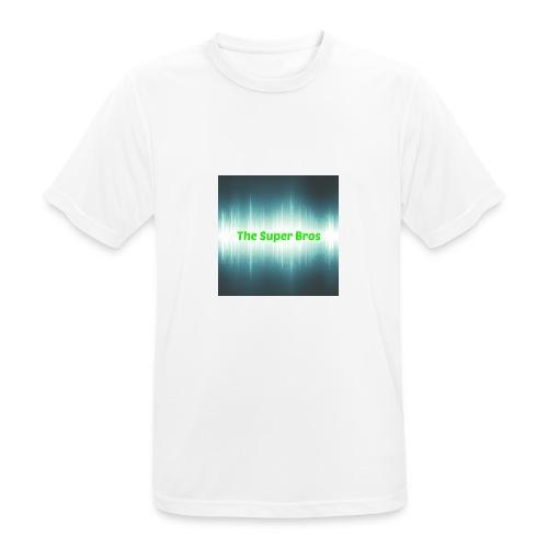 The Super Bros - Fan Bamse - Herre T-shirt svedtransporterende