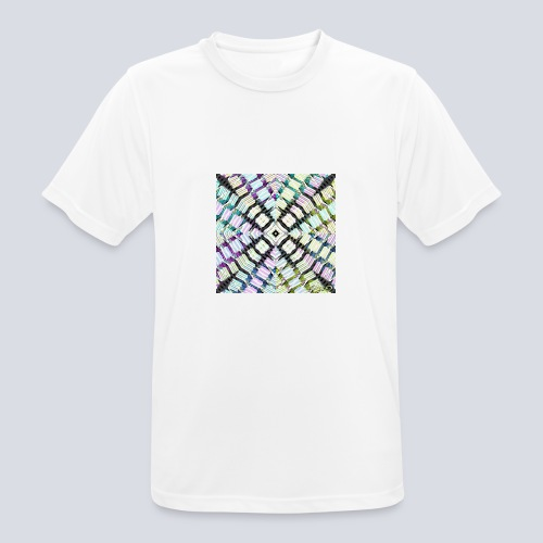 aBSTRAWIATURA 2 - Men's Breathable T-Shirt
