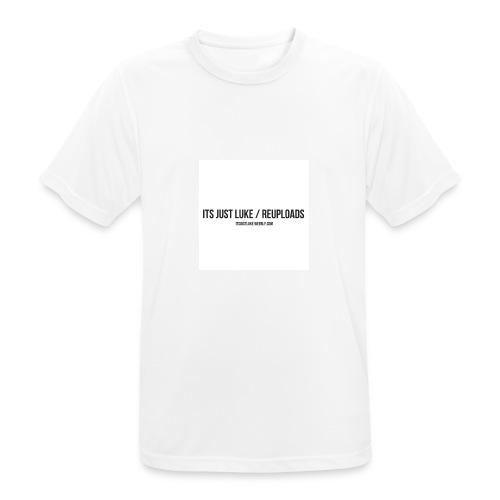 its just luke Re-uploads - Men's Breathable T-Shirt