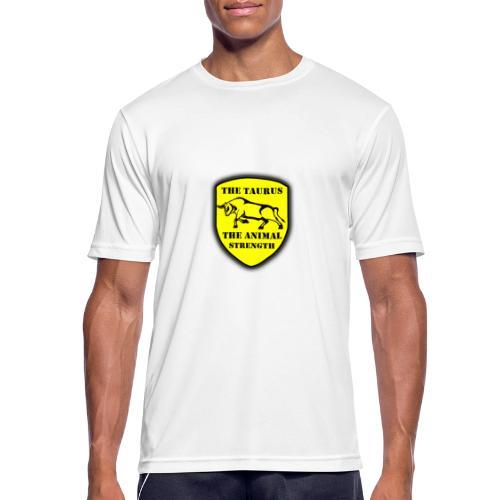 design 2 - T-shirt respirant Homme