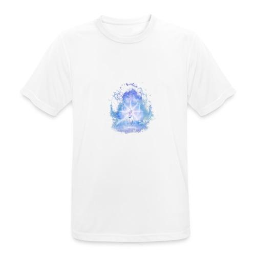 Pfad zur Erleuchtung - Männer T-Shirt atmungsaktiv