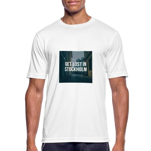 Stochholm - Camiseta hombre transpirable