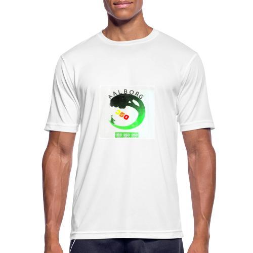 350 Aalborg new style - Herre T-shirt svedtransporterende