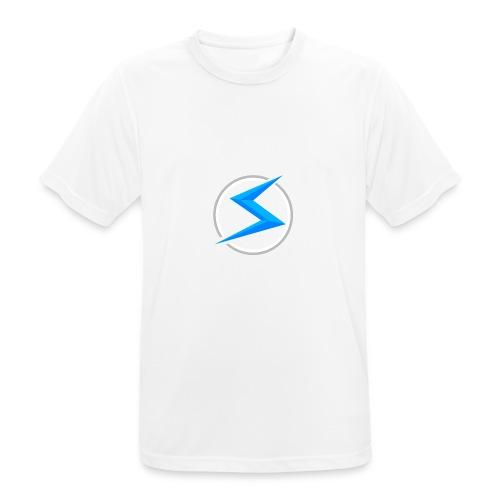 #1 model - mannen T-shirt ademend