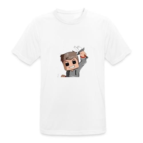 AwaZeK design - T-shirt respirant Homme
