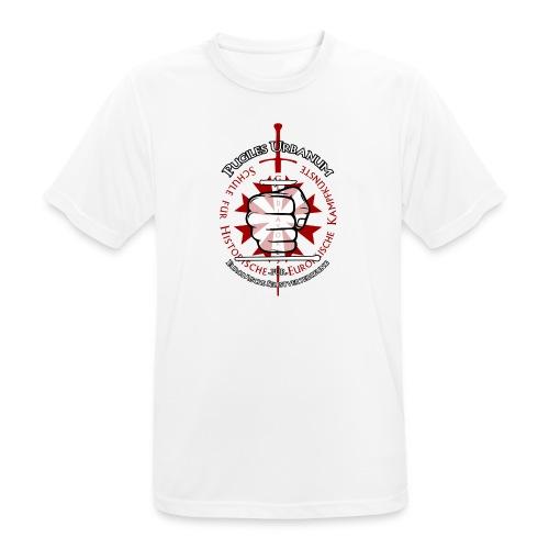 Logo frei PUR mitWa trans - Männer T-Shirt atmungsaktiv