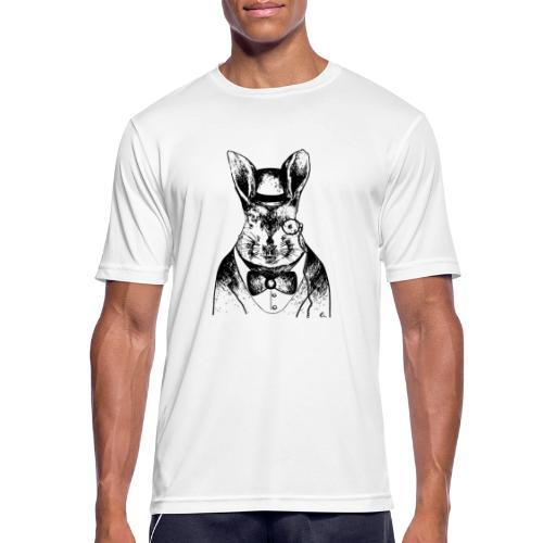 Lapin Vintage - T-shirt respirant Homme