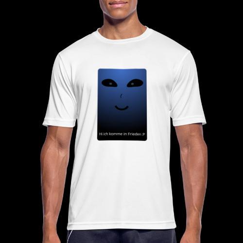 Frieden - Männer T-Shirt atmungsaktiv