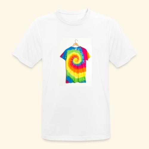 tie die - Men's Breathable T-Shirt