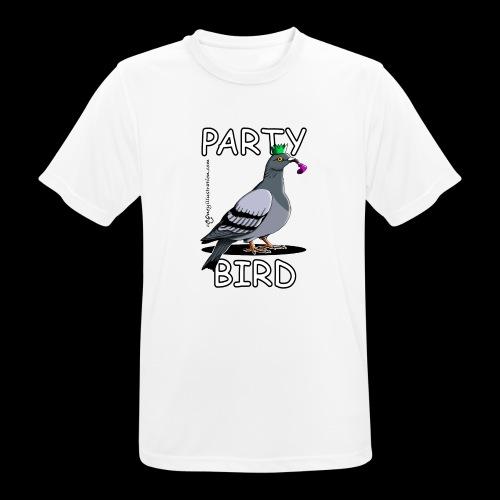 Party Bird - Men's Breathable T-Shirt