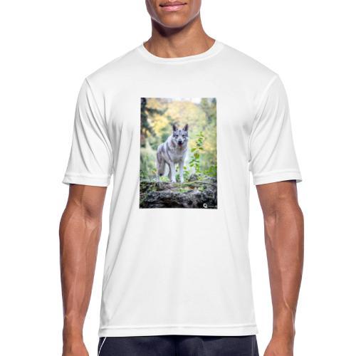 La Tanière des Chiens-Loups - T-shirt respirant Homme