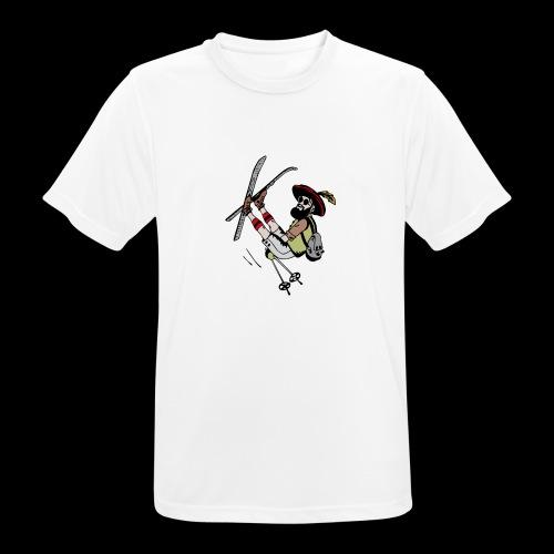 Freestyler mit Lederhosen - Maglietta da uomo traspirante