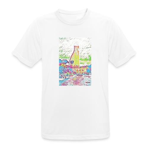 Brindisi - Maglietta da uomo traspirante