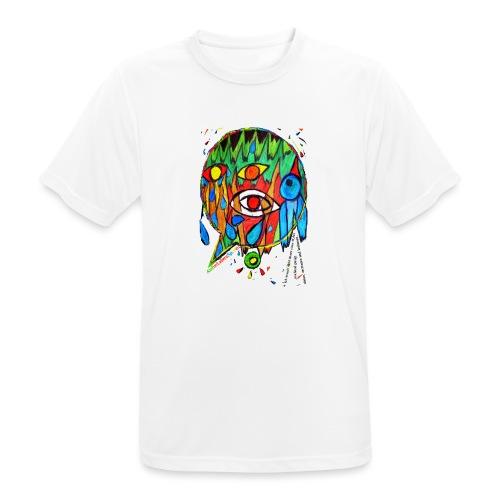 Vertrauen - Männer T-Shirt atmungsaktiv