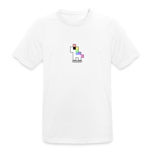 Unnikoan - Männer T-Shirt atmungsaktiv