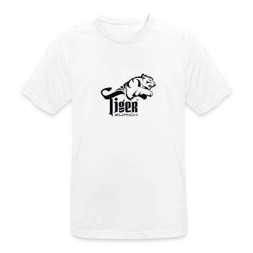 TIGER ZURICH digitaltransfer - Männer T-Shirt atmungsaktiv
