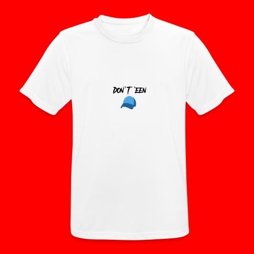 AYungXhulooo - Atlanta Talk - Don't Een Cap - Men's Breathable T-Shirt