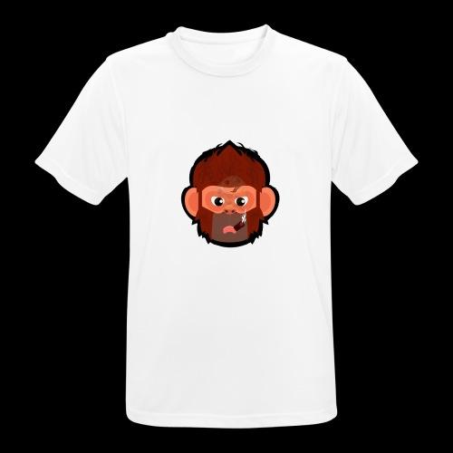PoGo Mask t-shirt - Herre T-shirt svedtransporterende