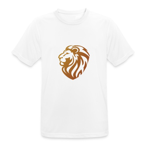 Bronze lion - T-shirt respirant Homme
