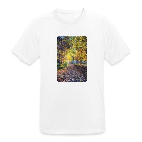Autumn - Koszulka męska oddychająca