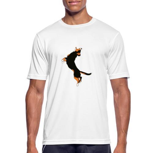 Entlebucher - Andningsaktiv T-shirt herr