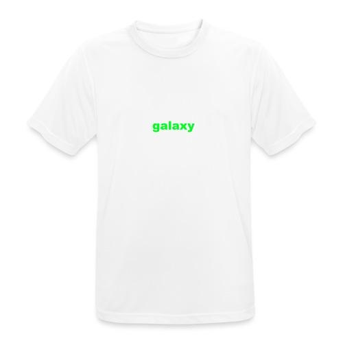 galaxy - Mannen T-shirt ademend