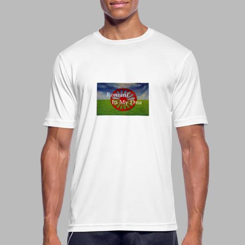 flagromaniinmydna - Andningsaktiv T-shirt herr