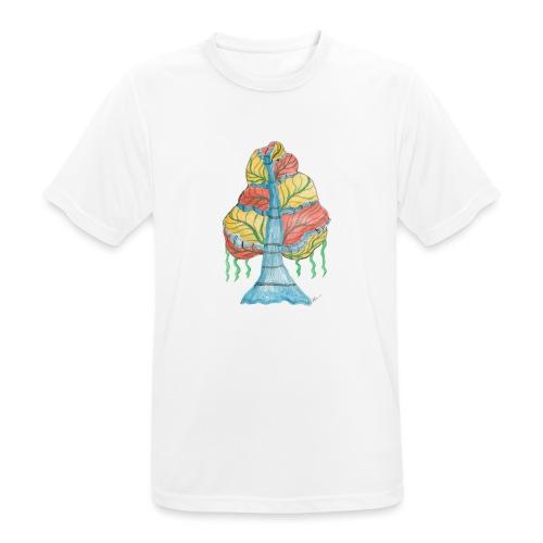 albero_alma_2015 - Maglietta da uomo traspirante