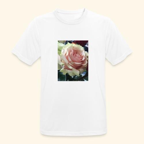 Roses - Männer T-Shirt atmungsaktiv