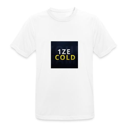 Merch Logo - Männer T-Shirt atmungsaktiv