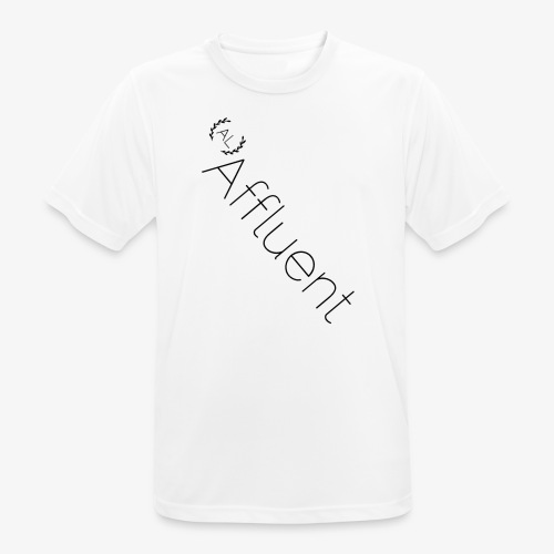 Affluent Twisted T Shirt - Men's Breathable T-Shirt