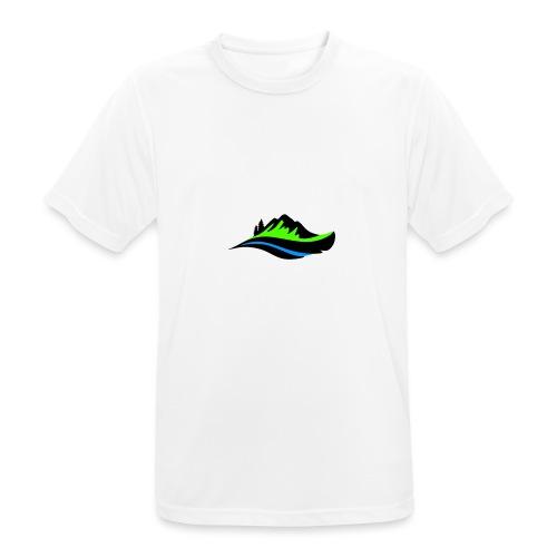 Modern Hoodie Unisex - Andningsaktiv T-shirt herr