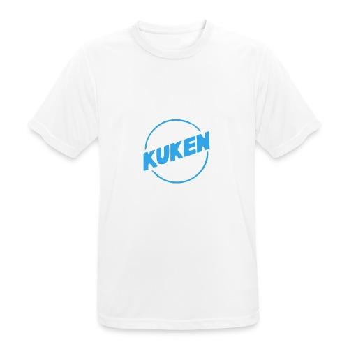 Kuken - Andningsaktiv T-shirt herr
