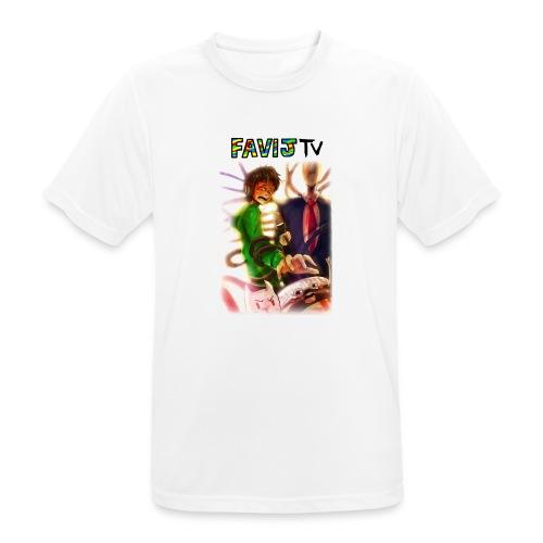 ShirtFinale png - Maglietta da uomo traspirante