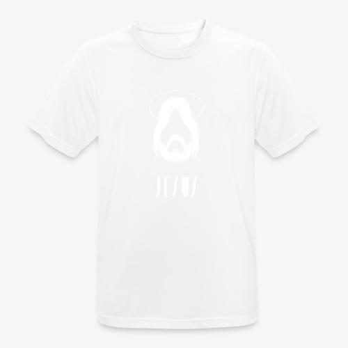 jesus - Men's Breathable T-Shirt