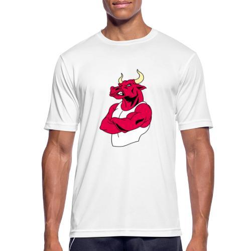 adhex toro - Camiseta hombre transpirable