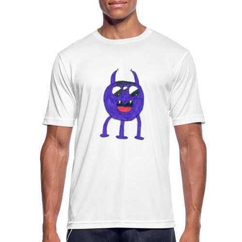 Monster - Andningsaktiv T-shirt herr