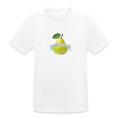 I EAT STICKERS ALL THE TIME DUDE Shirt - Men's Breathable T-Shirt