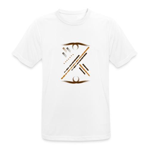 Abstraktikus - Männer T-Shirt atmungsaktiv