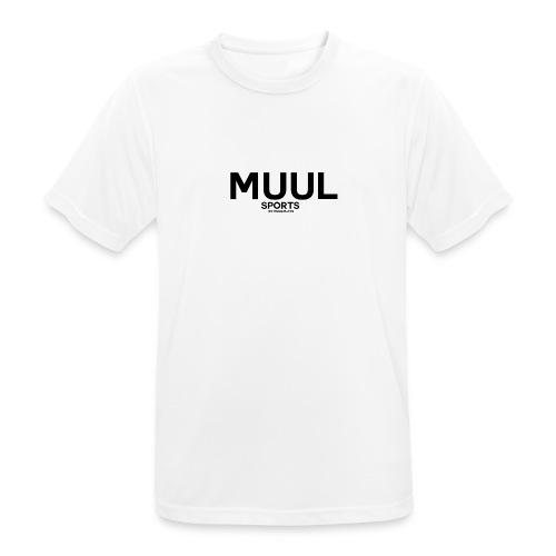 MuulSports - Männer T-Shirt atmungsaktiv
