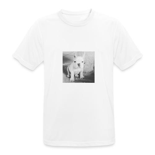 Billy Puppy - Mannen T-shirt ademend actief