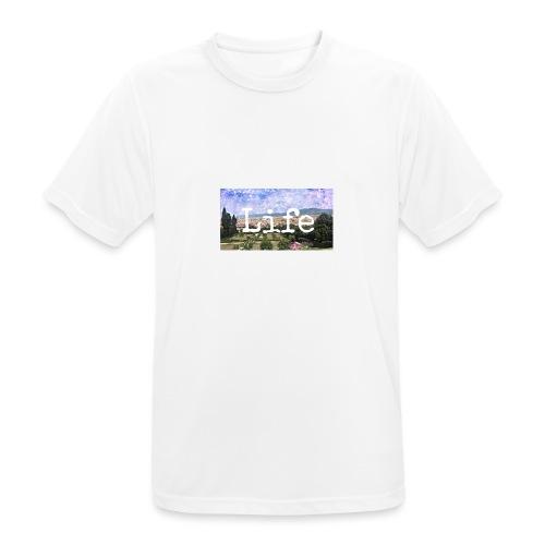 Florenz Life - Männer T-Shirt atmungsaktiv