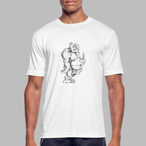 Big man - Männer T-Shirt atmungsaktiv