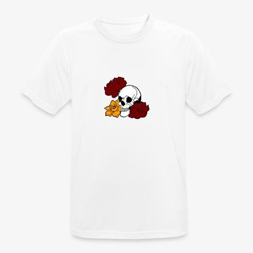 skull - T-shirt respirant Homme