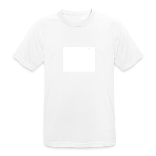 Square t shirt - Mannen T-shirt ademend actief